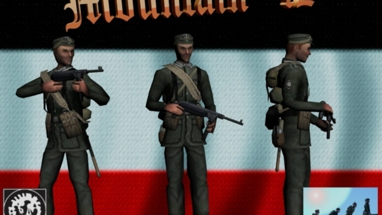 Hearts of Iron III: Mega German Spritepack Screenshot 6