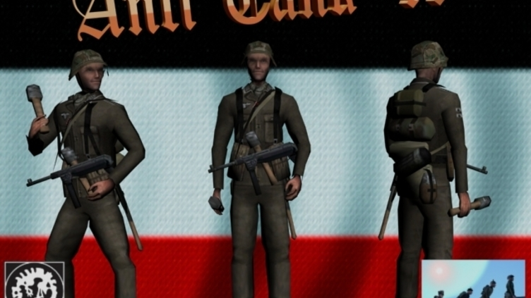 Hearts of Iron III: Mega German Spritepack Screenshot 9