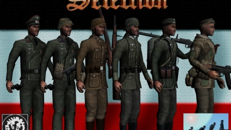 Hearts of Iron III: Mega German Spritepack Screenshot 12