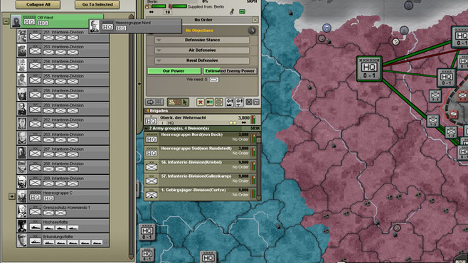 Hearts of Iron III: Semper Fi Screenshot 3