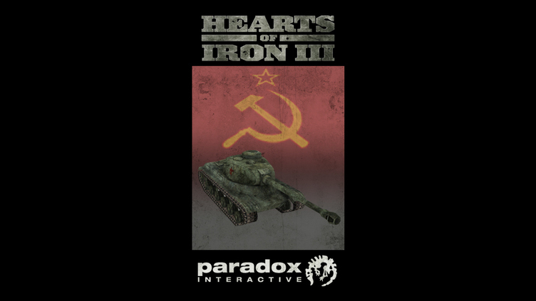 Hearts of Iron III: Soviet Pack Screenshot 1