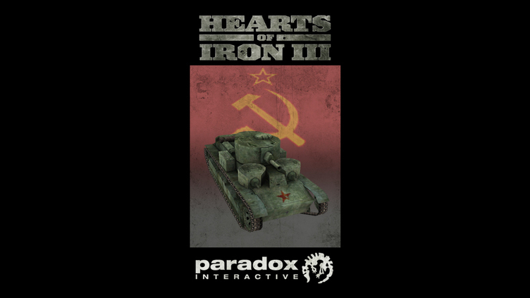 Hearts of Iron III: Soviet Pack Screenshot 4