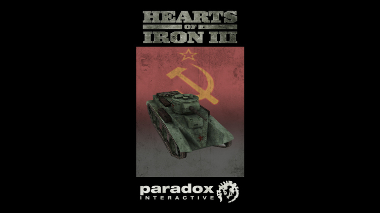 Hearts of Iron III: Soviet Pack Screenshot 7