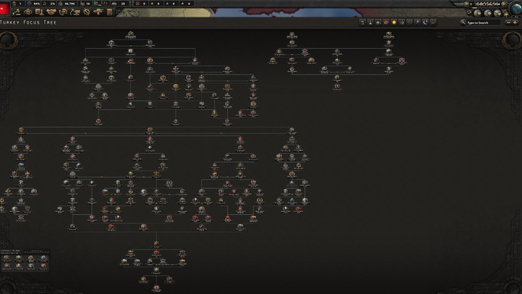 Hearts of Iron IV: Battle for the Bosporus Screenshot 1