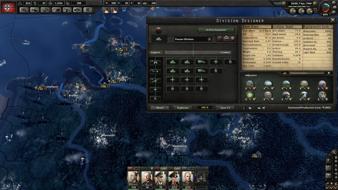 Hearts of Iron IV: Colonel Edition Screenshot 4