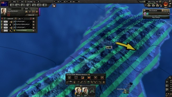 Hearts of Iron IV: Together for Victory Screenshot 2