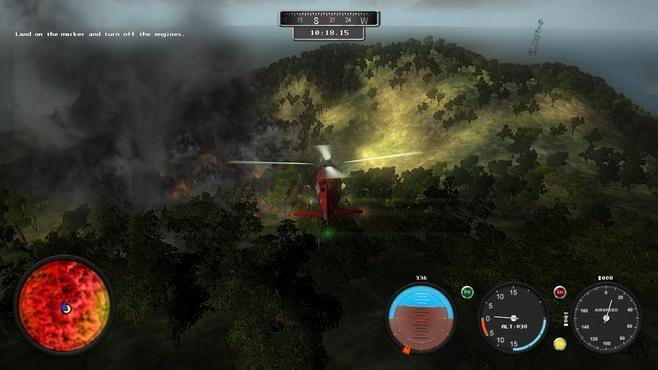 Helicopter Simulator 2014: Search and Rescue Screenshot 3