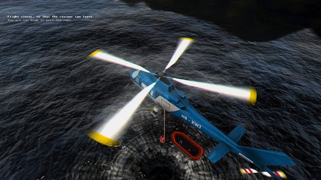 Helicopter Simulator 2014: Search and Rescue Screenshot 4