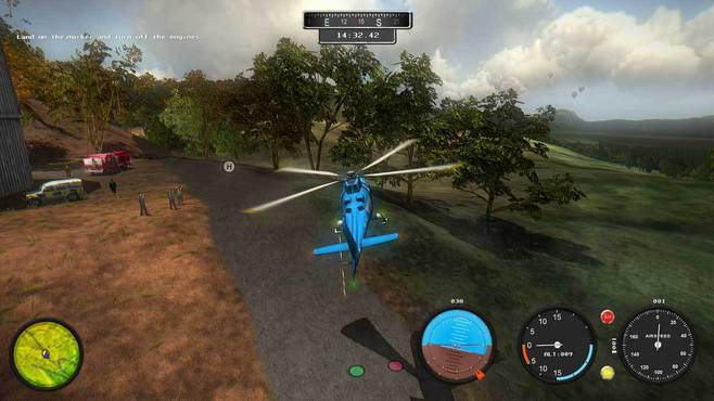 Helicopter Simulator 2014: Search and Rescue Screenshot 5