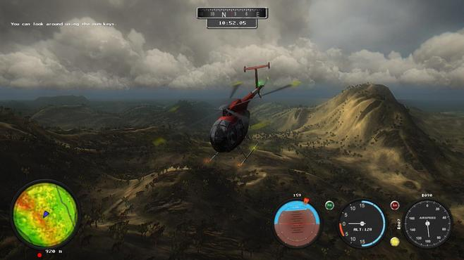 Helicopter Simulator 2014: Search and Rescue Screenshot 6