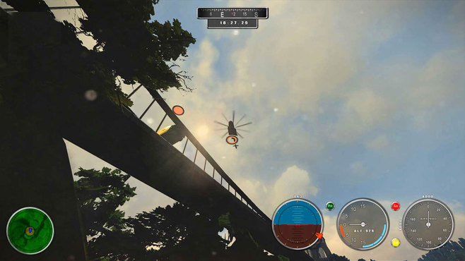 Helicopter Simulator 2014: Search and Rescue Screenshot 7
