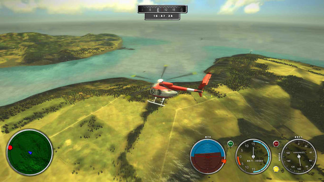 Helicopter Simulator 2014: Search and Rescue Screenshot 10
