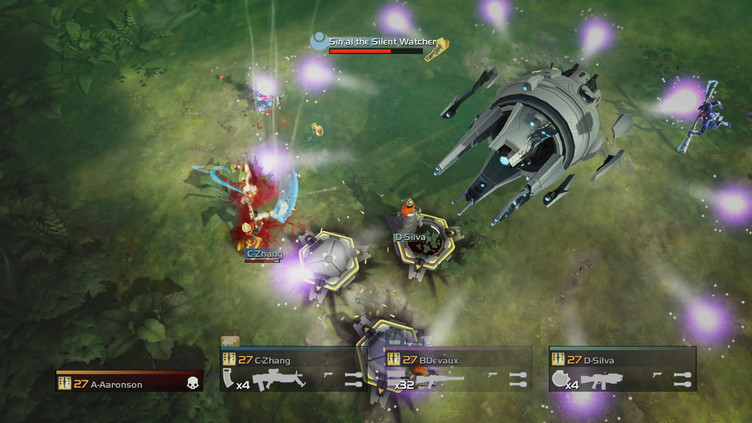HELLDIVERS™ Digital Deluxe Edition Screenshot 1