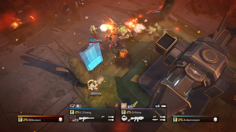 HELLDIVERS™ Digital Deluxe Edition Screenshot 2