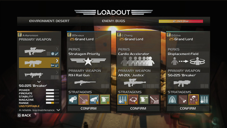 HELLDIVERS™ Digital Deluxe Edition Screenshot 3