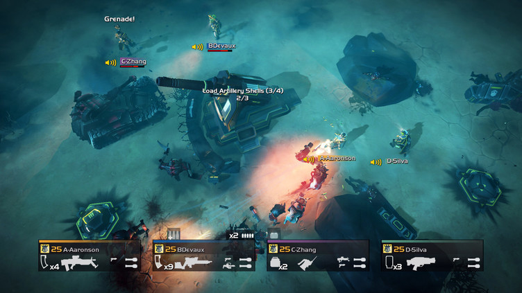 HELLDIVERS™ Digital Deluxe Edition Screenshot 4