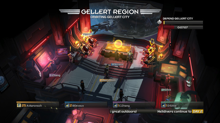 HELLDIVERS™ Digital Deluxe Edition Screenshot 5