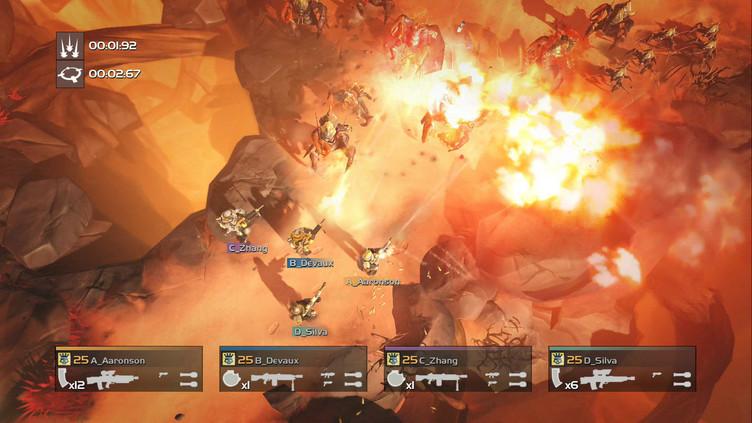 HELLDIVERS™ Digital Deluxe Edition Screenshot 6