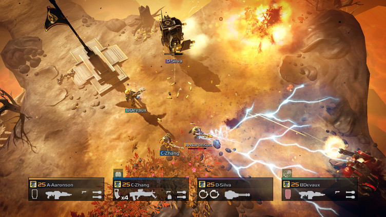 HELLDIVERS™ Digital Deluxe Edition Screenshot 7