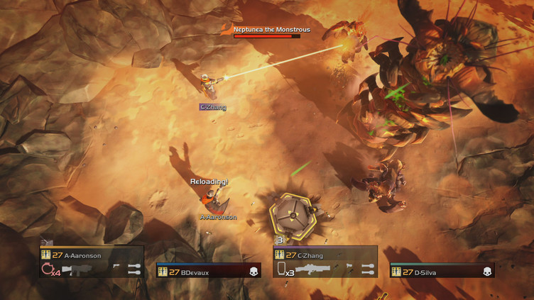 HELLDIVERS™ Digital Deluxe Edition Screenshot 9