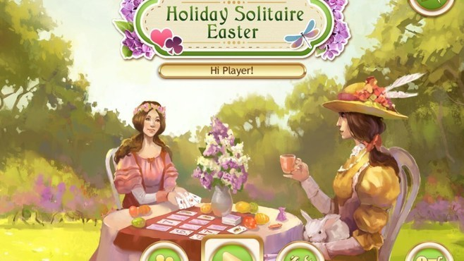 Holiday Solitaire Easter Screenshot 1