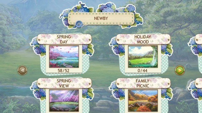 Holiday Solitaire Easter Screenshot 4