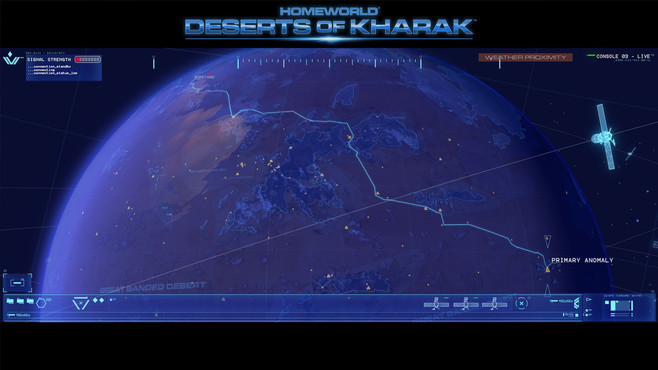 Homeworld: Deserts of Kharak Deluxe Edition Screenshot 3