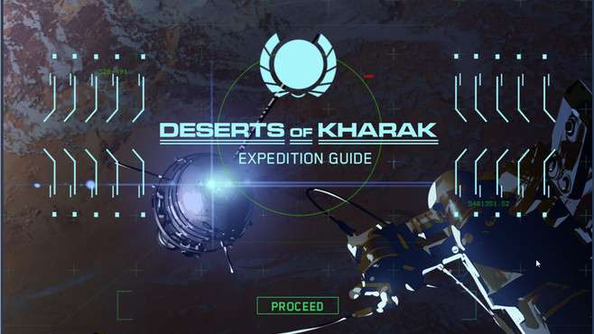 Homeworld: Deserts of Kharak Deluxe Edition Screenshot 1
