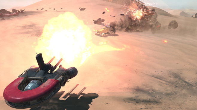 Homeworld: Deserts of Kharak Deluxe Edition Screenshot 9