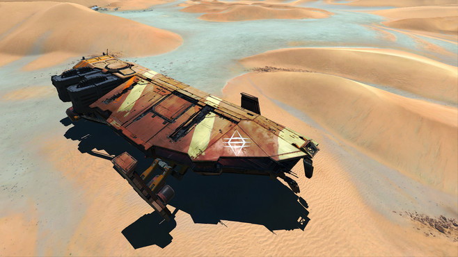 Homeworld: Deserts of Kharak Deluxe Edition Screenshot 7