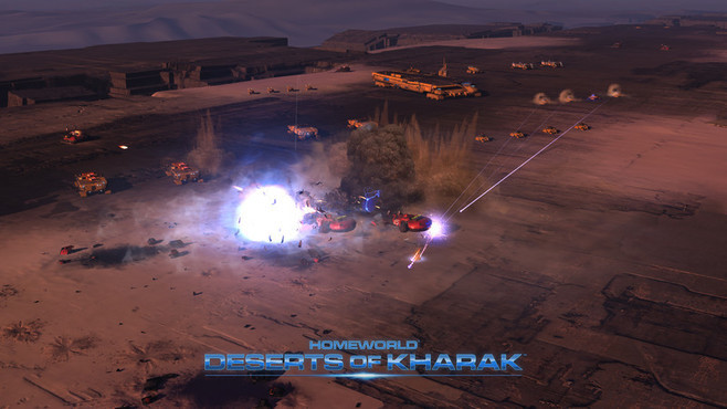 Homeworld: Deserts of Kharak Deluxe Edition Screenshot 10