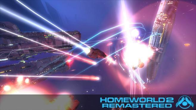 Homeworld Remastered Collection Deluxe Edition Screenshot 1