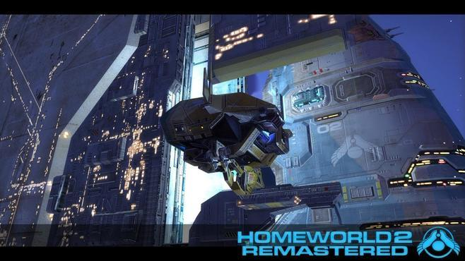 Homeworld Remastered Collection Deluxe Edition Screenshot 2
