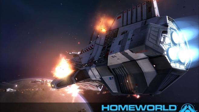 Homeworld Remastered Collection Deluxe Edition Screenshot 3