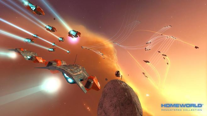 Homeworld Remastered Collection Deluxe Edition Screenshot 4