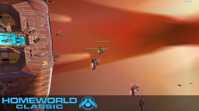 Homeworld Remastered Collection Deluxe Edition Screenshot 5