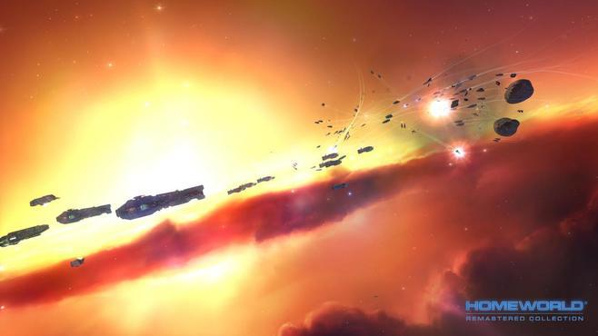 Homeworld Remastered Collection Deluxe Edition Screenshot 6