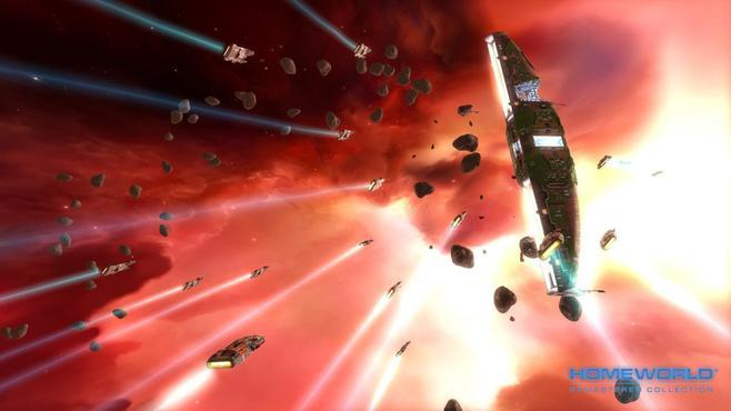 Homeworld Remastered Collection Deluxe Edition Screenshot 7