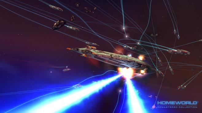 Homeworld Remastered Collection Deluxe Edition Screenshot 9