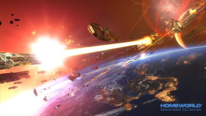 Homeworld Remastered Collection Deluxe Edition Screenshot 10