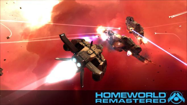 Homeworld Remastered Collection Deluxe Edition Screenshot 11