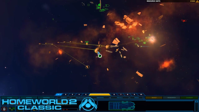 Homeworld Remastered Collection Deluxe Edition Screenshot 12