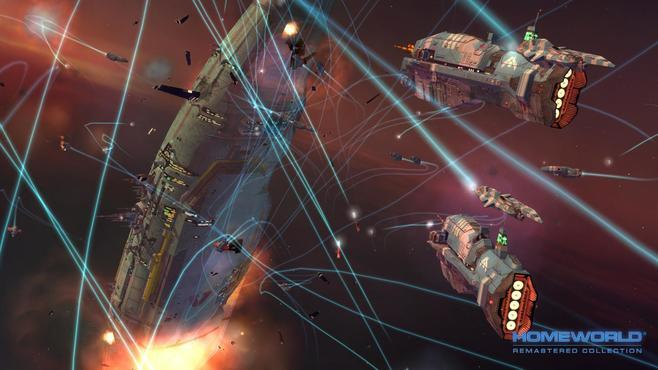 Homeworld Remastered Collection Deluxe Edition Screenshot 13