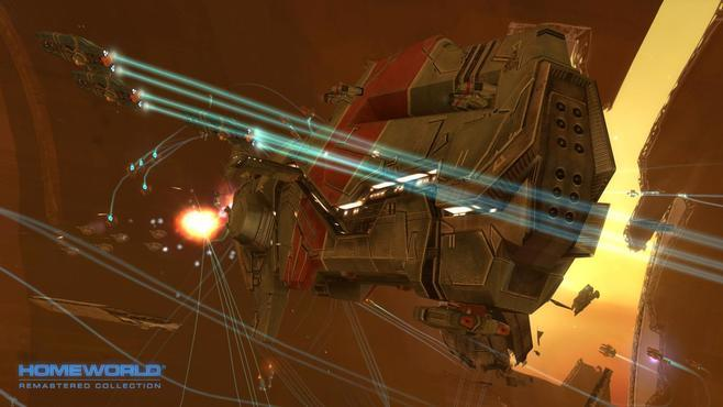 Homeworld Remastered Collection Deluxe Edition Screenshot 14