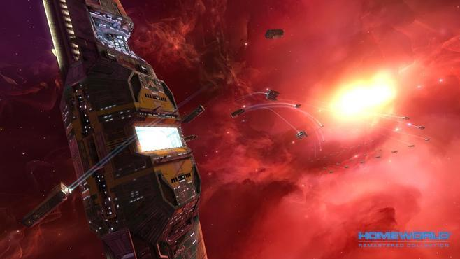 Homeworld Remastered Collection Deluxe Edition Screenshot 15