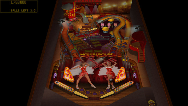 Hot Pinball Thrills Screenshot 2
