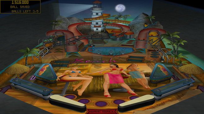 Hot Pinball Thrills Screenshot 4