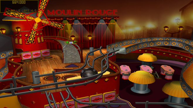 Hot Pinball Thrills Screenshot 6