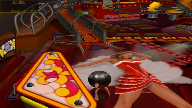 Hot Pinball Thrills Screenshot 8
