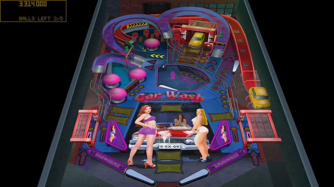 Hot Pinball Thrills Screenshot 10